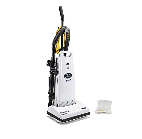 Prolux 6000 Upright Heavy Duty Commercial Vacuum with On Board Tools