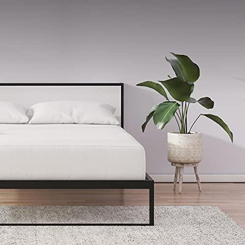 Signature Sleep Memoir 12' High-Density, Responsive Memory Foam Mattress - Bed-in-a-Box, Queen White