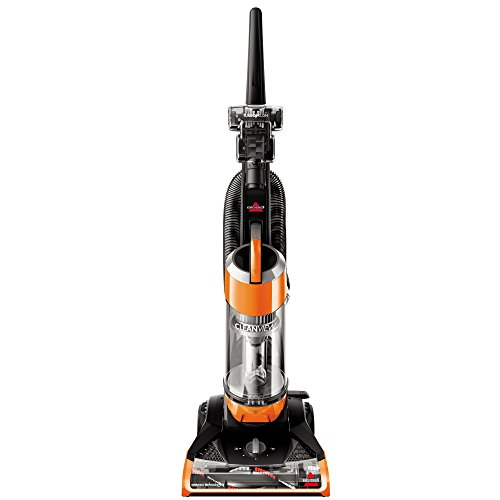 Bissell Cleanview Upright Bagless Vacuum Cleaner, Orange, 1831