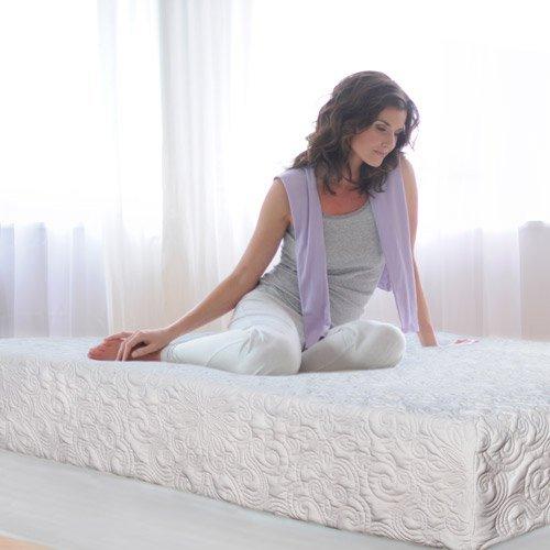 Spa Sensations 12' Theratouch Memory Foam Mattress Queen