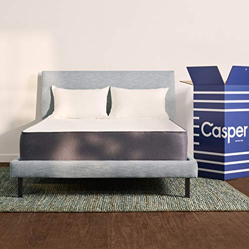 Casper Original Hybrid Mattress, Queen, 2019 Model