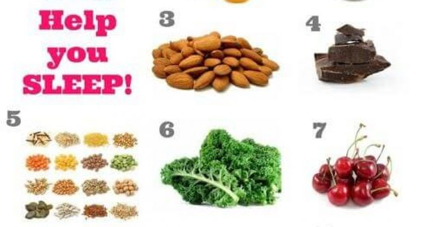 Top 10 Healthy Foods Proven To Help You Sleep Better