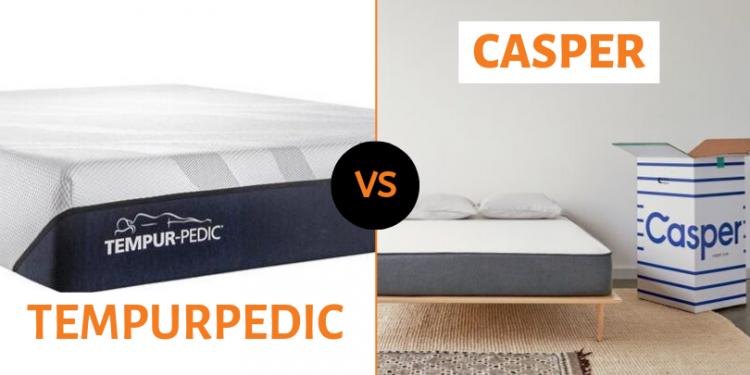 Casper Vs TempurPedic - Which One Should I Get? 1