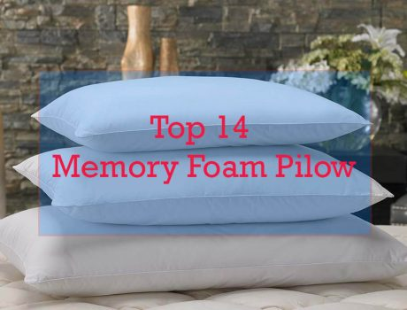 Top 14 Best Memory Foam Pillow