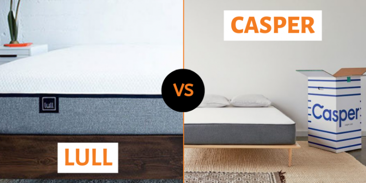 Lull Vs. Casper Mattress Comparison - Which One Wins? 1