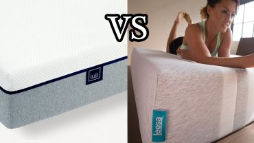 Lull vs Loom Leaf vs Lessa vs Helix vs TempurPedic