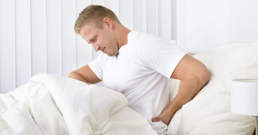 What type of mattress is best for people with low back pain