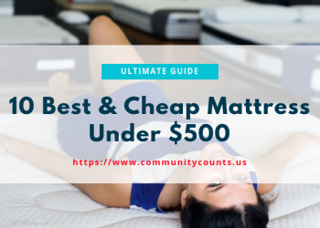 Top 8 Best Mattress Under $1500 [Updated 2019] 2