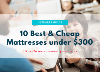 Best Mattress Under $200 – Ultimate Buyer's Guide 1