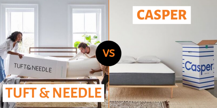 Casper Vs. Tuft And Needle - Which One You Should Get? 1