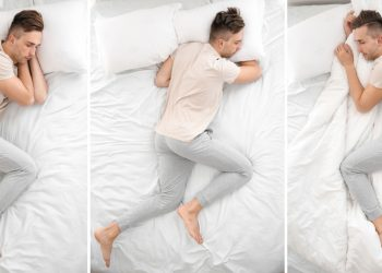 Sleeping Positions And Their Health Effect